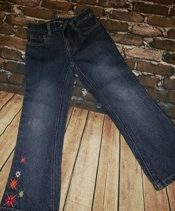 *Gymboree* bootcut Jean's size 6 girls